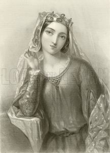 Isabella of Angouleme, queen of king John
