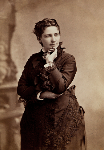 Victoria-Woodhull-by-Bradley-&-Rulofson