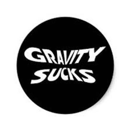 Gravity scks